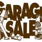Garage Sale in Anchorage, Alaska
