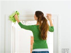 Trim Installation Anchorage Tips For Spring Cleaning